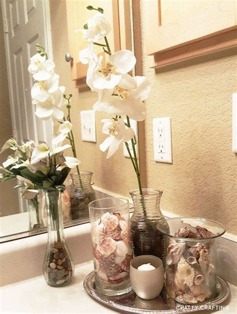 How To Decorate A Bathroom Like A Spa by 17 Best Ideas About Apartment Bathroom Decorating On