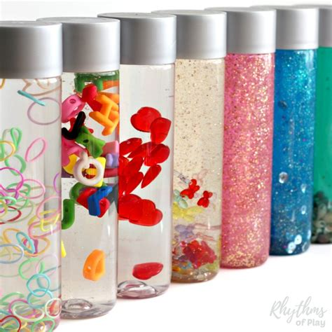 sensory crafts for do it yourself sensory bottle the summer craft