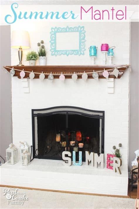 simple mantel decorating ideas summer mantel decorating ideas