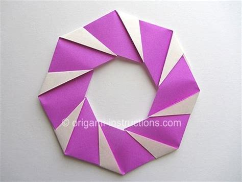 modular origami wreath 17 best images about origami tags on