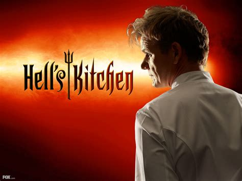 hell s kitchen hell s kitchen premieres with more fighting than