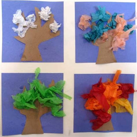 seasons crafts for preschool crafts for letter t the measured
