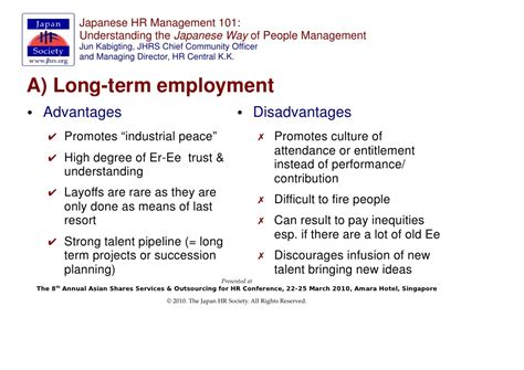 Japanese Hrm 101 Understanding The Japanese Way Of