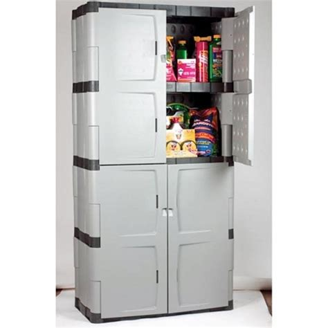 food storage cabinet with doors rubbermaid storage cabinet with doors storage designs