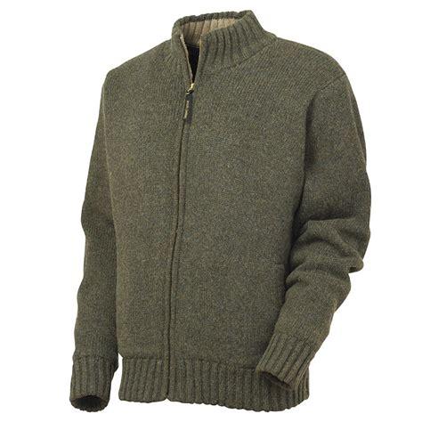 Setter Easton Knit Sweater Jacket Wool Blend