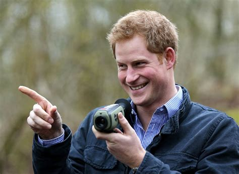 prince harry s prince harry flashes a smile picture prince harry