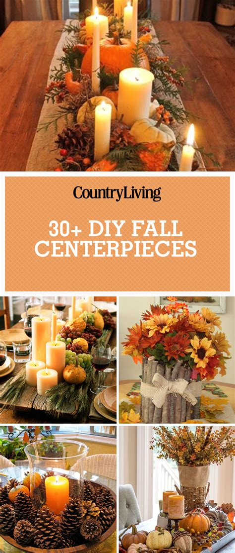autumn wedding centerpieces for tables 38 fall table centerpieces autumn centerpiece ideas