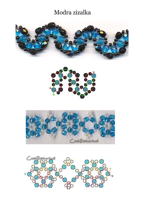 easy bead patterns bead patterns easy zizalka n things