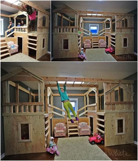 cool bunk bed rooms 10 cool diy bunk bed ideas for 7 bedroom