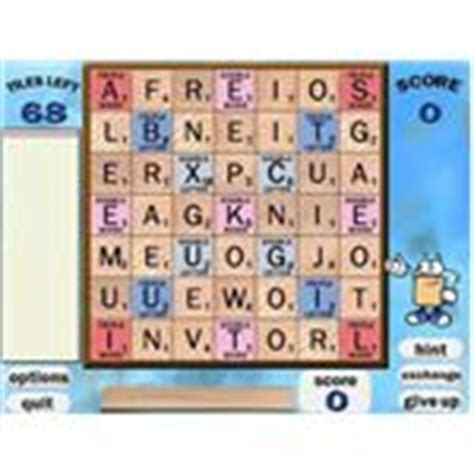 free scrabble blast on line play scrabble for free