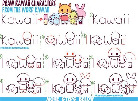 the beginner chibis pdf 17 best images about how to draw kawaii on