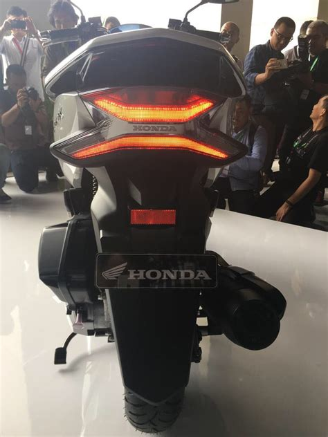 Pcx 2018 Otr Jakarta by All New Honda Pcx 2018 Di Launching 13 Desember 2017