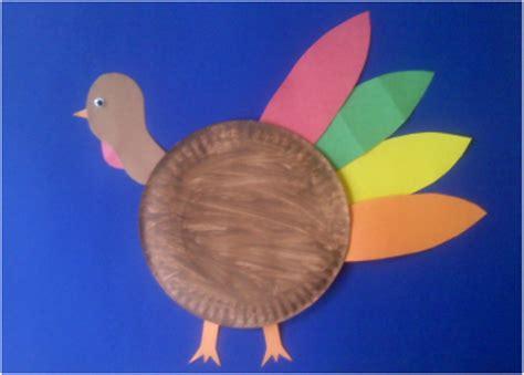 turkey paper plate craft preschool education for april 2012