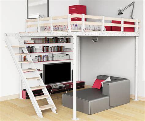 modern bunk beds for adults modern loft beds for adults with stair modern loft beds