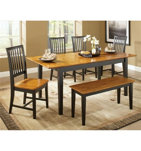 72 inch shaker butterfly dining tables bare wood