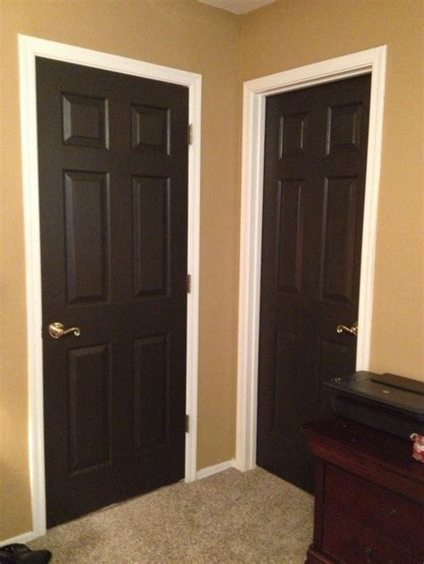 behr paint color stealth jet black interior doors using stealth jet by behr this is a