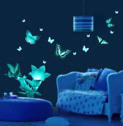 glow in the paint wall murals luminous murals adding mystery and originality to modern