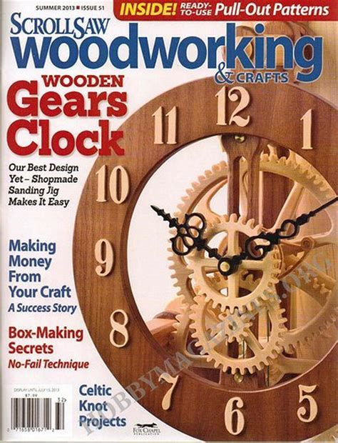 Scrollsaw Woodworking Crafts 51 Summer 2013 187 Hobby