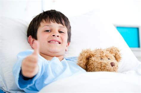 for sick children sick child in hospital what to do parents
