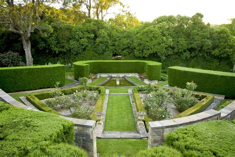 walled gardens european gardens traditional gardens nicholas bray