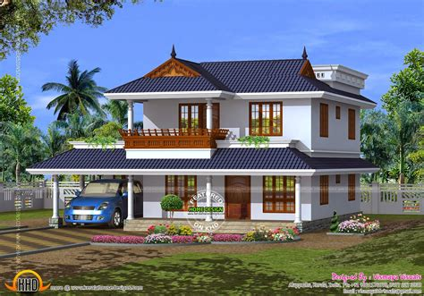 house models and plans house model kerala kerala home design and floor plans