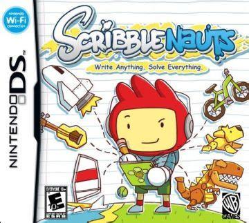 scrabble nauts scribblenauts