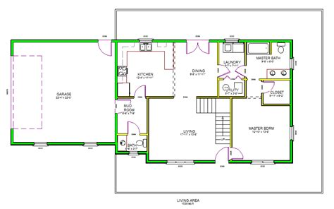house drawing plan autocad house plans floor architecture plans 41788