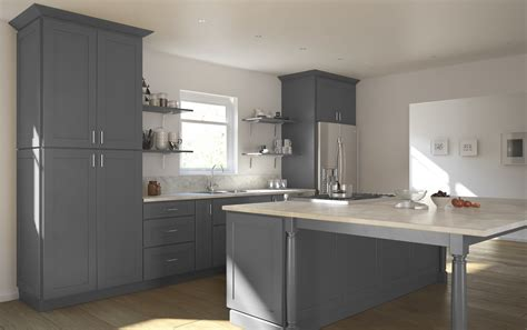 grey shaker kitchen cabinets images home furniture ideas