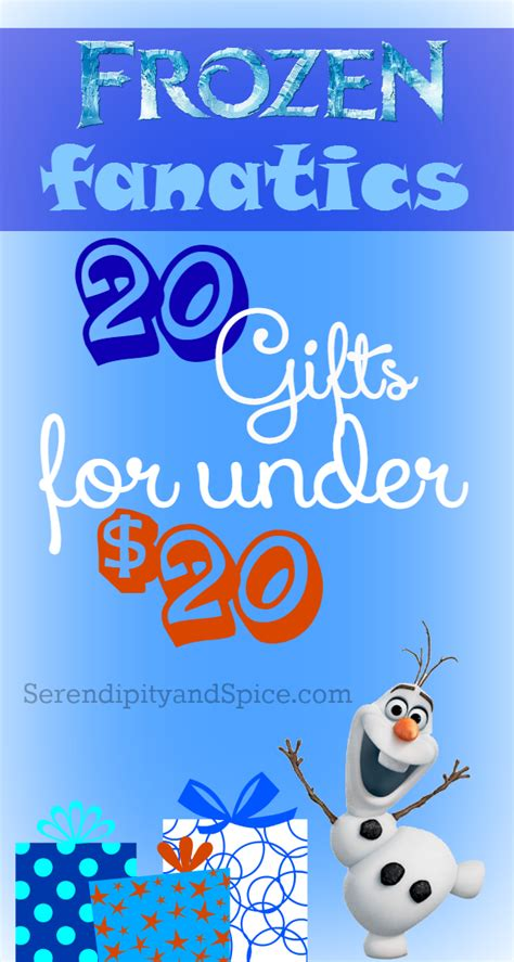 top 2014 gifts top 20 frozen gifts 20 serendipity and spice