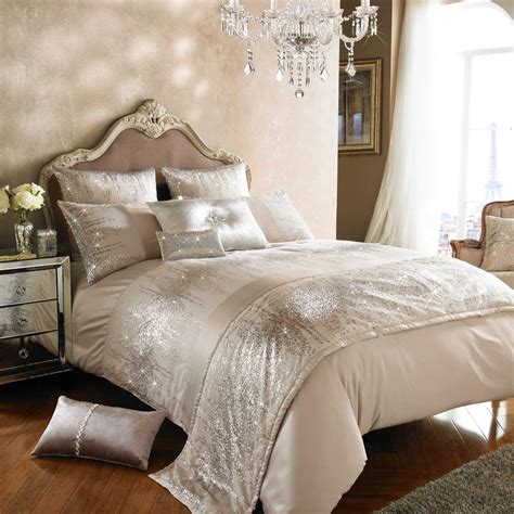 minogue bedding set minogue jessa blush gold bedding set ebay