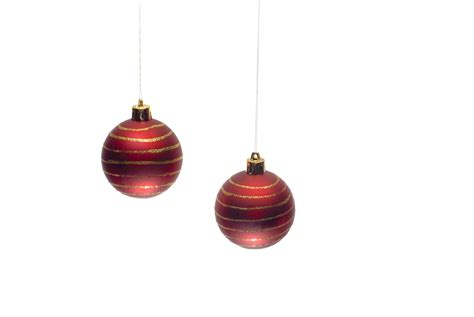 hanging baubles photo of hanging ornaments free images