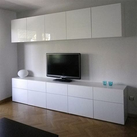 besta unit ideas ikea besta cabinets with high gloss doors in living room