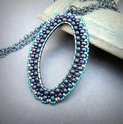 beaded pendant pattern 7 fabulously free beaded jewelry patterns