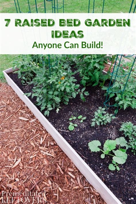 different garden ideas 7 raised garden bed ideas anyone can build