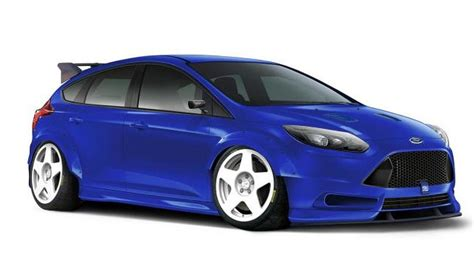 2015 Ford Focus Rs by 2015 Ford Focus St Blue Www Pixshark Images
