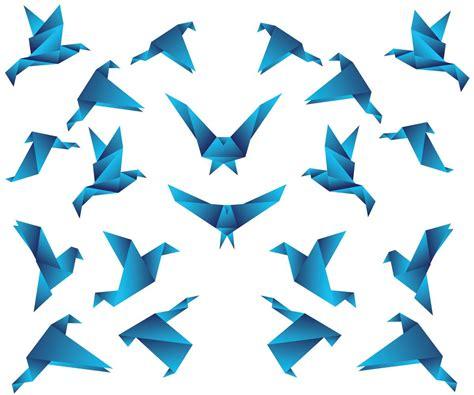 origami of birds conflutech web designing web development seo