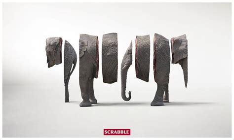 187 Scrabble Advertising Design Goodness Advertising And