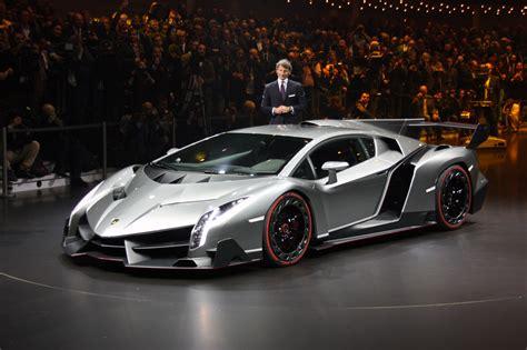 Lamborghini Veneno finally, officially unveiled   Autoblog