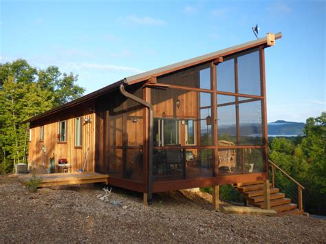 small modern cabin a modern cabin in the simply home small house bliss