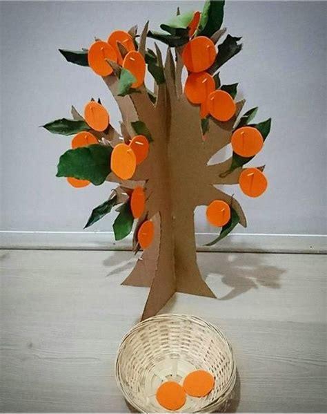 orange craft for orange craft for preschool funnycrafts