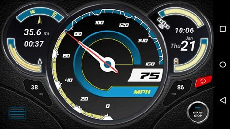 Best Car Wallpaper 2017 Hd Softail by 5 Best Speedometer Apps For Android Android Authority