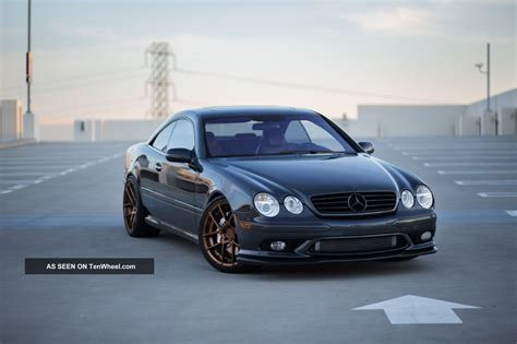 2003 Mercedes Cl55 Amg by 2003 Mercedes Cl55 Amg One Of A