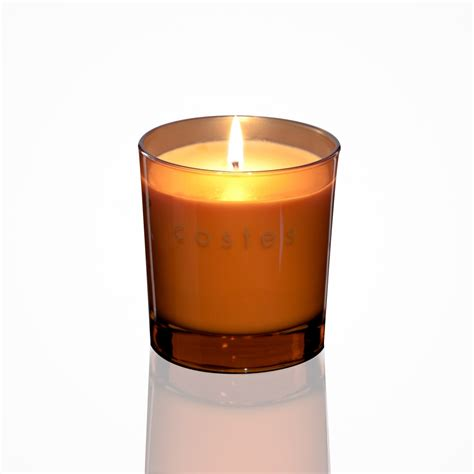 Scented Candle Orange Hotel Costes