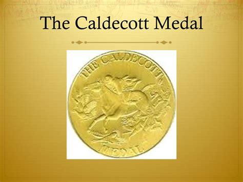 caldecott medal picture books children s book awards the caldecott medal ppt