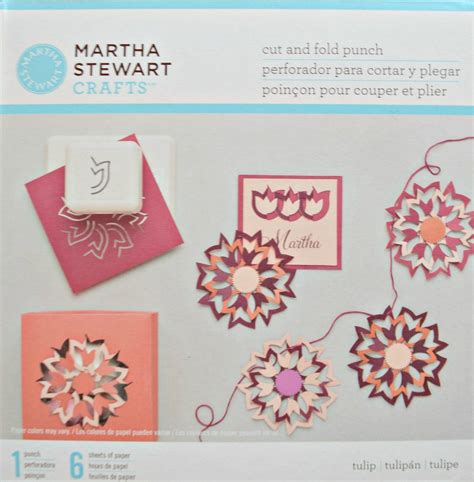 martha stewart craft for tulip banner momhomeguide