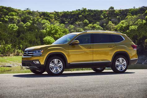 Volkswagen New by Volkswagen Atlas The New Vw 2018 Suv New On Wheels