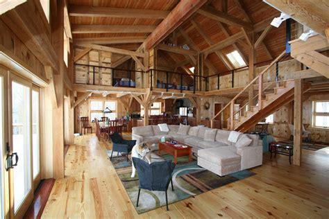 barn home interiors pole barn home 39 s interior