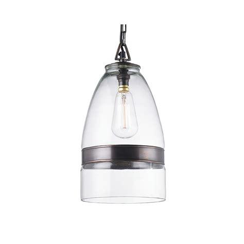 glass pendant lighting for kitchen eh ostola clear glass pendant light
