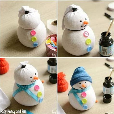 snowman craft ideas for 25 diy snowman craft ideas and tutorials for