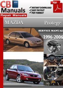 mazda protege 2002 service repair manual download download manual mazda protege 1999 service manual free download service repair manuals